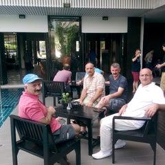 Photo taken at Best Western Premier Signature Pattaya by Osman K. on 2/16/2014