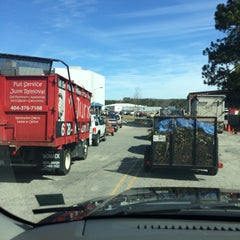 Photo taken at Cobb County Solid Waste Dept by Chuck G. on 2/22/2014
