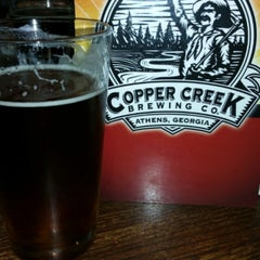 Photo taken at Copper Creek Brewing Co. by D H. on 9/12/2015