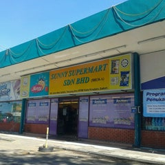 Photo taken at Sunny Supermart Sdn Bhd by Masliza M. on 4/25/2013