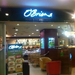 Photo taken at O'Briens Irish Sandwich Bar by Jeff I. on 2/11/2013