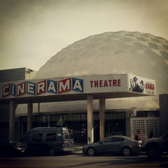 Photo taken at Cinerama Dome at Arclight Hollywood Cinema by Julie H. on 1/22/2013