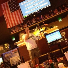 Photo taken at Bluto's Sports Grill by Kyle L. on 9/30/2012