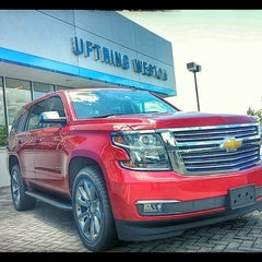 Photo taken at Uftring Weston Chevrolet Cadillac by Uftring Auto Group on 9/2/2014
