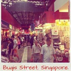 Photo taken at Bugis Street by Nikhil M. on 7/27/2013