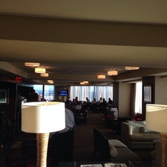 Photo taken at Executive Lounge by Mike on 10/17/2013