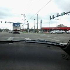 Photo taken at Bearss Ave & Nebraska Ave by Kenneth M. on 2/22/2012