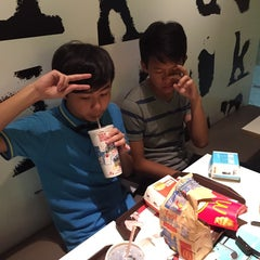 Photo taken at McDonald's by Safira N. on 10/25/2014