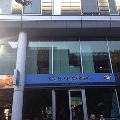 Photo taken at Caffè Belmondo by Felipe M. on 9/2/2014