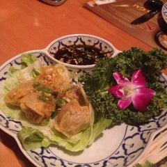 Photo taken at Lanna Thai by Ji K. on 5/25/2014