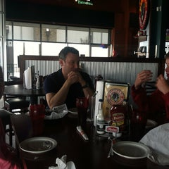 Photo taken at Buffalo Wings & Rings by Stephanie M. on 4/28/2013