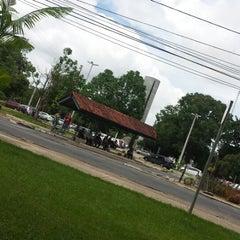 Photo taken at Faculdade de Ciências Agrárias - Universidade Federal do Amazonas by Ananda P. on 2/17/2014
