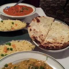 Photo taken at India Palace Restaurant by Nancy D. on 10/3/2013