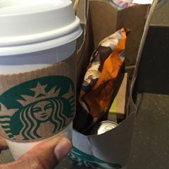 Photo taken at Starbucks by Bill B. on 2/23/2015