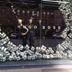Photo taken at BOSS Store by Bill B. on 12/7/2013