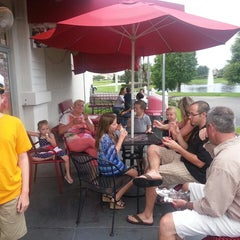 Photo taken at Bruster's by Tracy M. on 7/16/2014