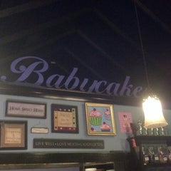 Photo taken at Babycakes Café by Sophia P. on 5/24/2013