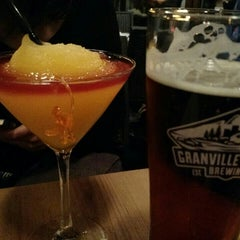 Photo taken at Milestones Grill & Bar by Mariana O. on 9/5/2015