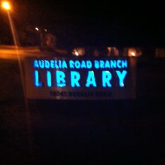Photo taken at Dallas Public Library - Audelia Road Branch by Peter C. on 11/7/2013