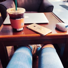 Photo taken at Starbucks by JK J. on 5/14/2015