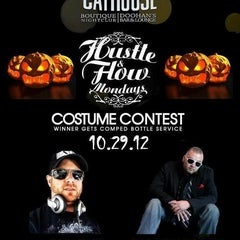 Photo taken at CatHouse Boutique Nightclub / Doohan's Bar & Lounge by DJ Ted on 10/23/2012