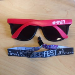 Photo taken at VaynerMedia HQ by Hanna P. on 6/5/2015