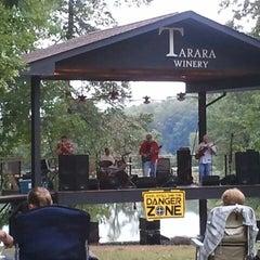 Photo taken at Tarara Winery by Lisa K. on 9/22/2012