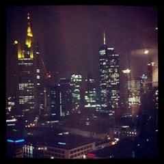Photo taken at Jumeirah Frankfurt by Vladislav E. on 11/15/2012