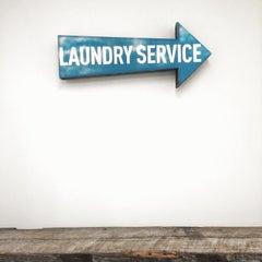 Photo taken at Laundry Service Social Media by Liz E. on 5/19/2014