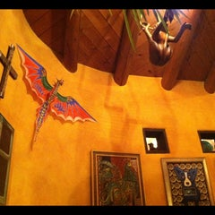 Photo taken at The Dragon Room Bar by Emily on 1/14/2013