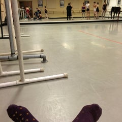 Photo taken at ODC Dance Commons by Tamara C. on 1/22/2015