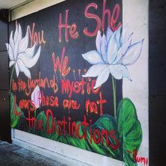 Photo taken at Santa Monica Blvd by Dustin D. on 3/24/2013