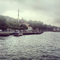 Photo taken at Emirgan Sahili by anıl c. on 5/14/2013
