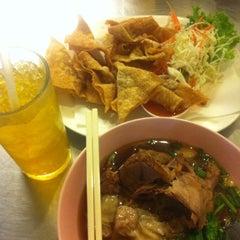 Photo taken at รุ่งเรือง (Rung Rueng) by tkmpyc. on 10/7/2014