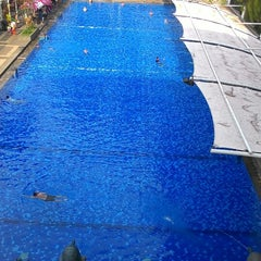 Photo taken at Siliwangi Swimming Pool by Matius L. on 8/15/2015