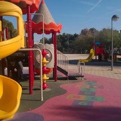 """Photo taken at Parc de """"La Canaleta"""" by Pascual E. on 12/8/2015"""