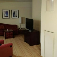 Photo taken at Marriott Residence Inn Waterfront by Gibran H. on 8/2/2015
