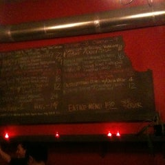 Photo taken at Blind Pig Bistro by Clay B. on 11/2/2012