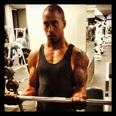 Photo taken at LA Fitness by Andre A. on 10/4/2013