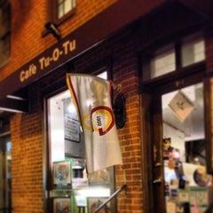 Photo taken at Cafe Tu-O-Tu by Alan C. on 10/10/2013