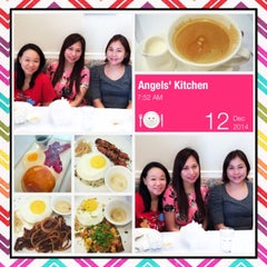 Photo taken at Angel's Kitchen by Glenz V. on 12/12/2014