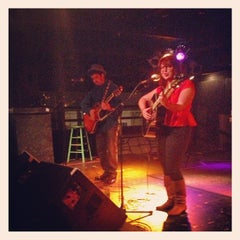 Photo taken at Zydeco by Caity B. on 1/25/2013