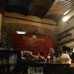 Photo taken at Café del Centro by Zaira D. on 7/26/2013