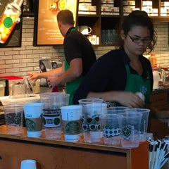Photo taken at Starbucks by Justin S. on 8/25/2015