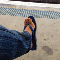 Photo taken at Croydon Station by Nico c. on 3/4/2014