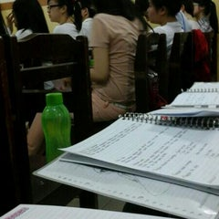 Photo taken at STMIK - STIE Mikroskil by Evelyn Y. on 3/12/2014