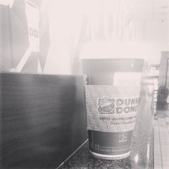 Photo taken at Dunkin Donuts by J M. on 2/7/2014
