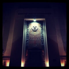 Photo taken at DC Scottish Rite Temple - Valley of Washington, Orient of the District of Columbia by Brad L. on 6/5/2013