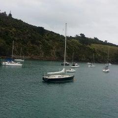 Photo taken at Waiheke Island by Wanyih T. on 5/16/2015