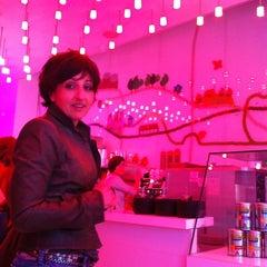 Photo taken at Yomy by david o. on 3/10/2012